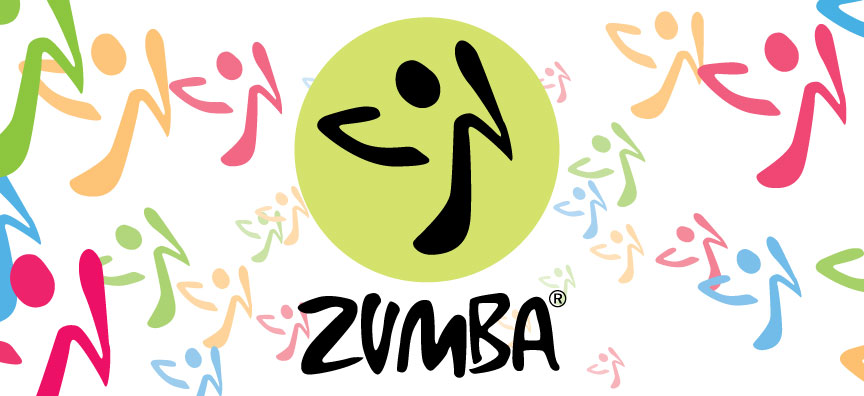 Zumba Fitness Logo Vector AI Free Download